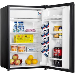 Danby DCR044A2BDD Refrigerator inside look