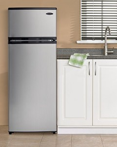 Danby mid-size refrigerator review - best for small spaces