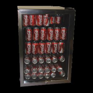 Haier HBCN05FVS Beverage Center - front