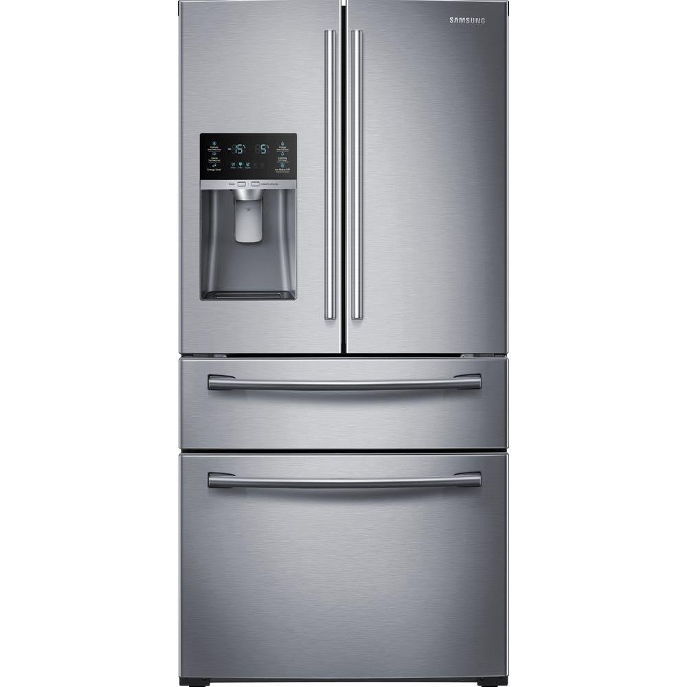 SAMSUNG RF28HMEDBSR French Door Refrigerator