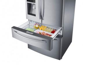 Samsung RF28HMEDBSR Refrigerator Middle Drawer