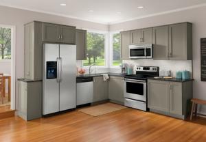 Frigidaire FFHS2622MS Refrigerator Type and Capacity