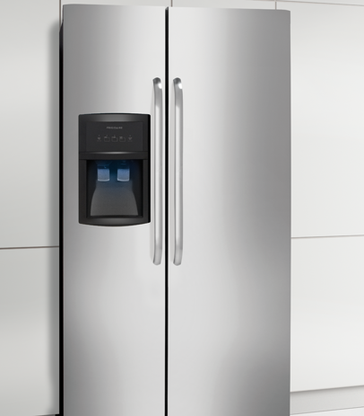 Frigidaire FFHS2622MS detailed view