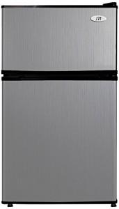 SPT RF-314SS Double Door Refrigerator