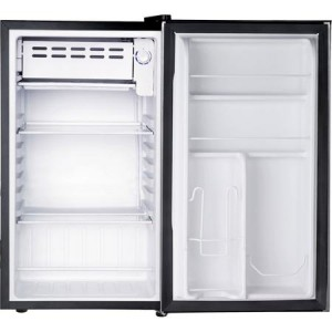 The Igloo Platinum Refrigerator - inside