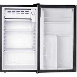 The Igloo Platinum Refrigerator - inside