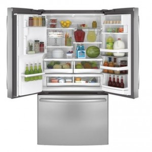 GE Profile PFE28RSHSS 36 inches French Door Refrigerator