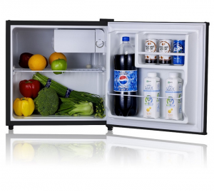 Midea WHS-65LSS1 Mini Fridge - Type and capacity