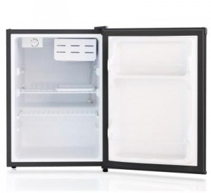 SPT RF-244SS Compact Refrigerator, Stainless, 2.4 Cubic Feet - Capacity