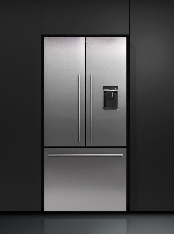 Fisher Paykel Rf170adusx4 17cuft Counter Depth French Door