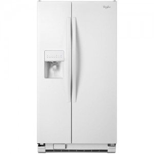 Whirlpool WRS325FDAW 25.4 Cu. Ft. White Side-By-Side Refrigerator review