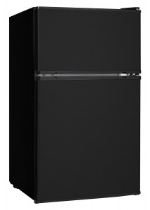 midea WHD-113FB1 Full-Size Double Reversible Door Refrigerator and Freezer review