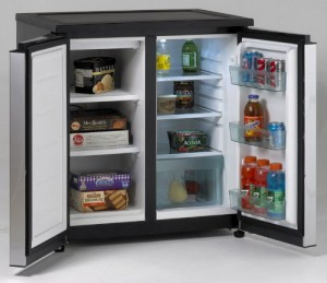RMS550PS – SIDE-BY-SIDE Refrigerator/Freezer by Avanti