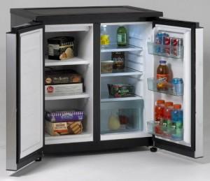 RMS550PS – SIDE-BY-SIDE Refrigerator/Freezer by Avanti