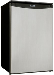 DAR044A5BSLDD Compact All Refrigerator by Danby