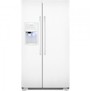Frigidaire FFHS2622MW 26 Cu. Ft. Side-By-Side Refrigerator Review