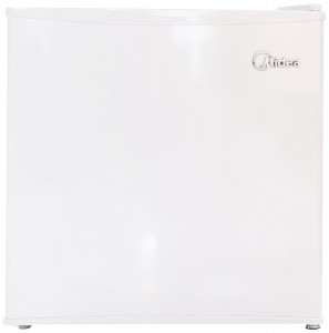 midea WHS-65LW1 Compact Single Reversible Door Refrigerator review