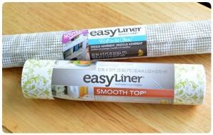 Refrigerator shelf liners