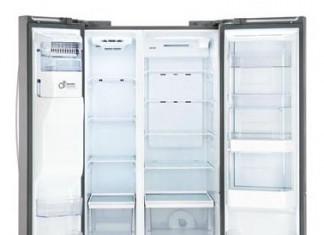 LG LSXS26366S Refrigerator review