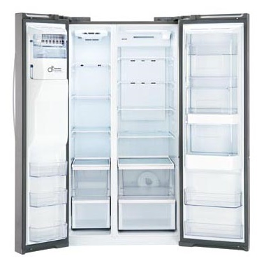 review of the new lsxs26366s lg refrigerator. Black Bedroom Furniture Sets. Home Design Ideas