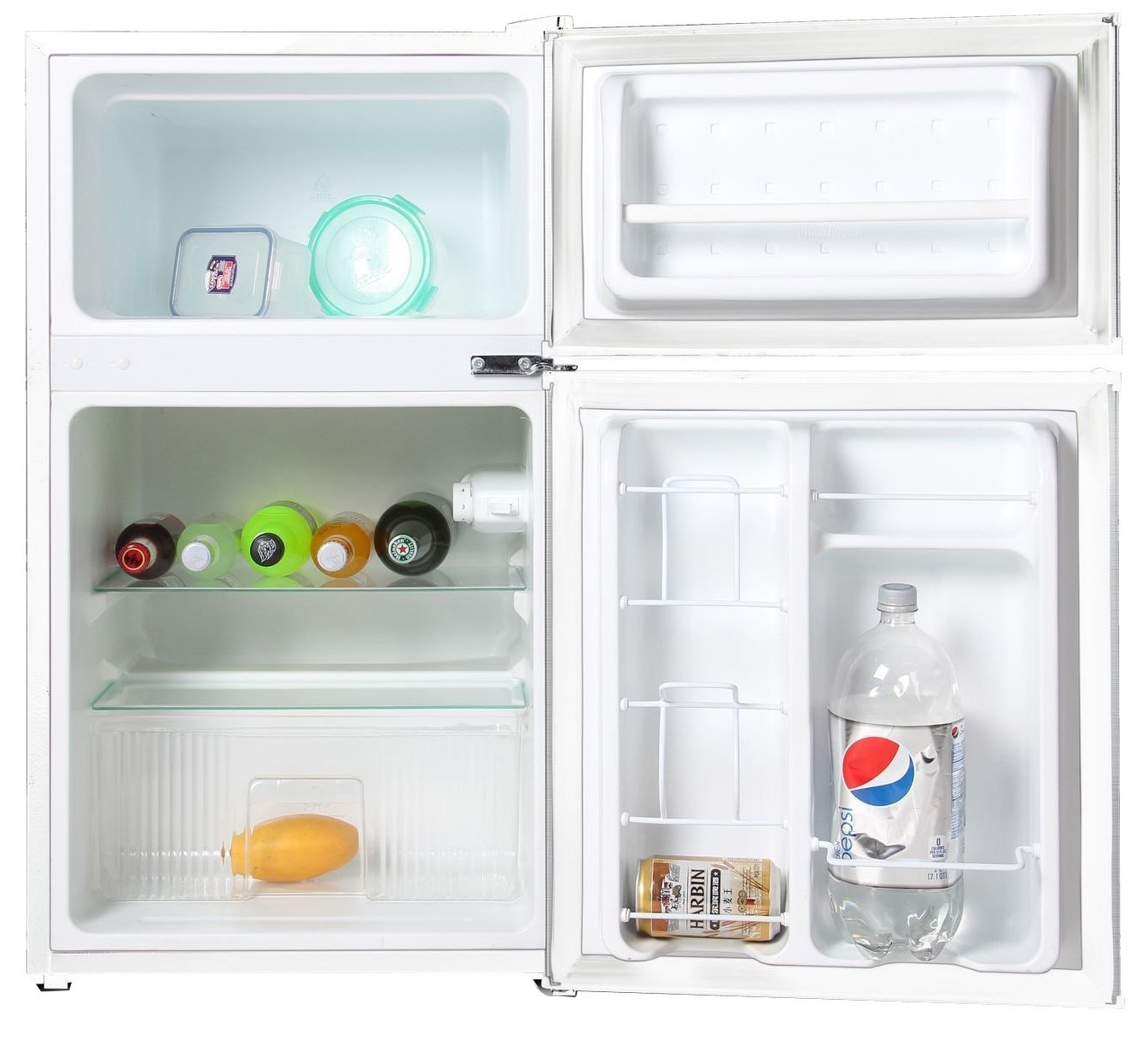 Midea WHD-113FW1 Double Reversible Door Refrigerator and Freezer Review