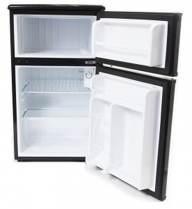 Whynter MRF-310DB Compact Double Door Energy Star Refrigerator interior